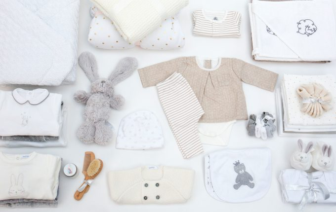 Luxury Baby Gift Set 50 Pieces