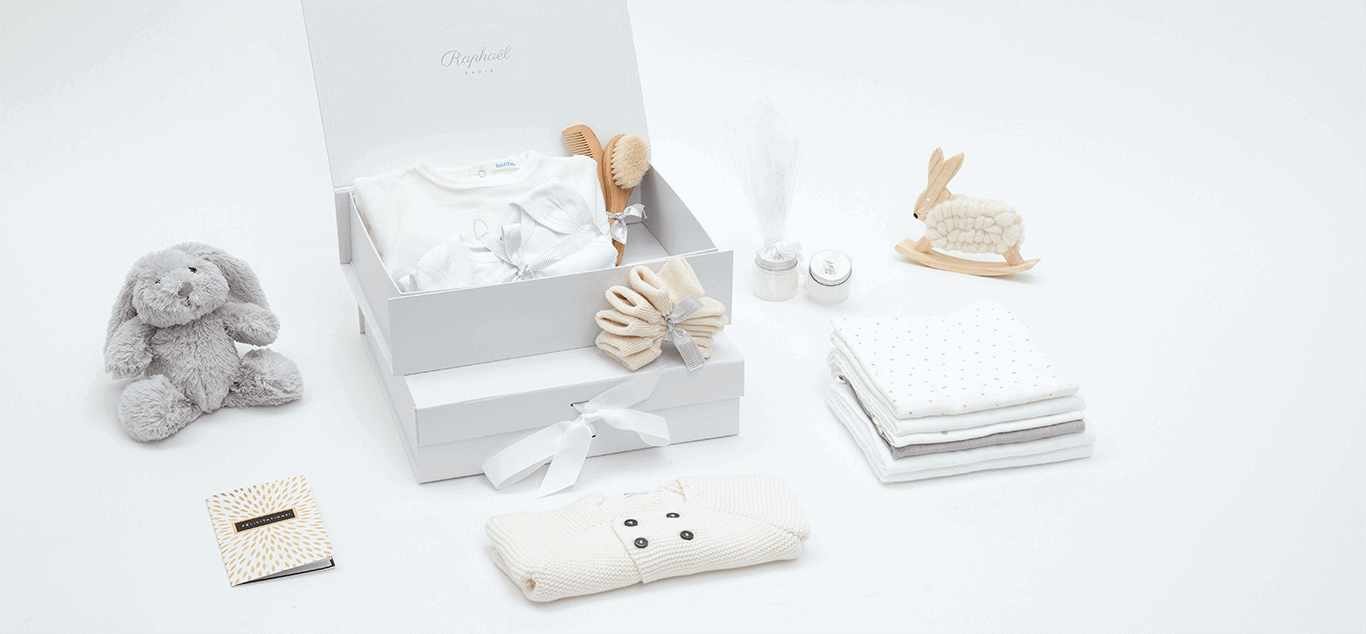 Luxury Newborn Baby Gifts
